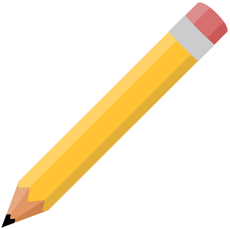 Pencil Vector Resource [Free] - Pencil PNG