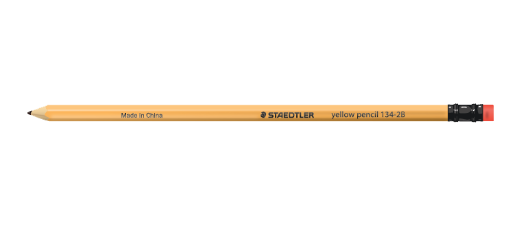 Yellow Pencil - Pencil PNG