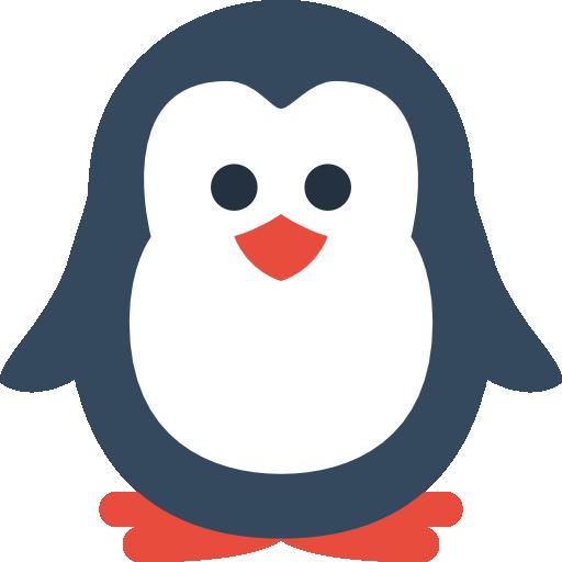 Penguin PNG - 1212