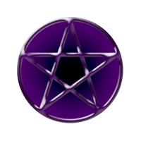 Pentacle PNG - 7063