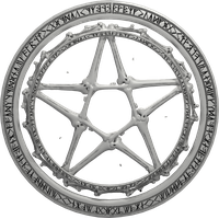 Pentacle PNG - 7062