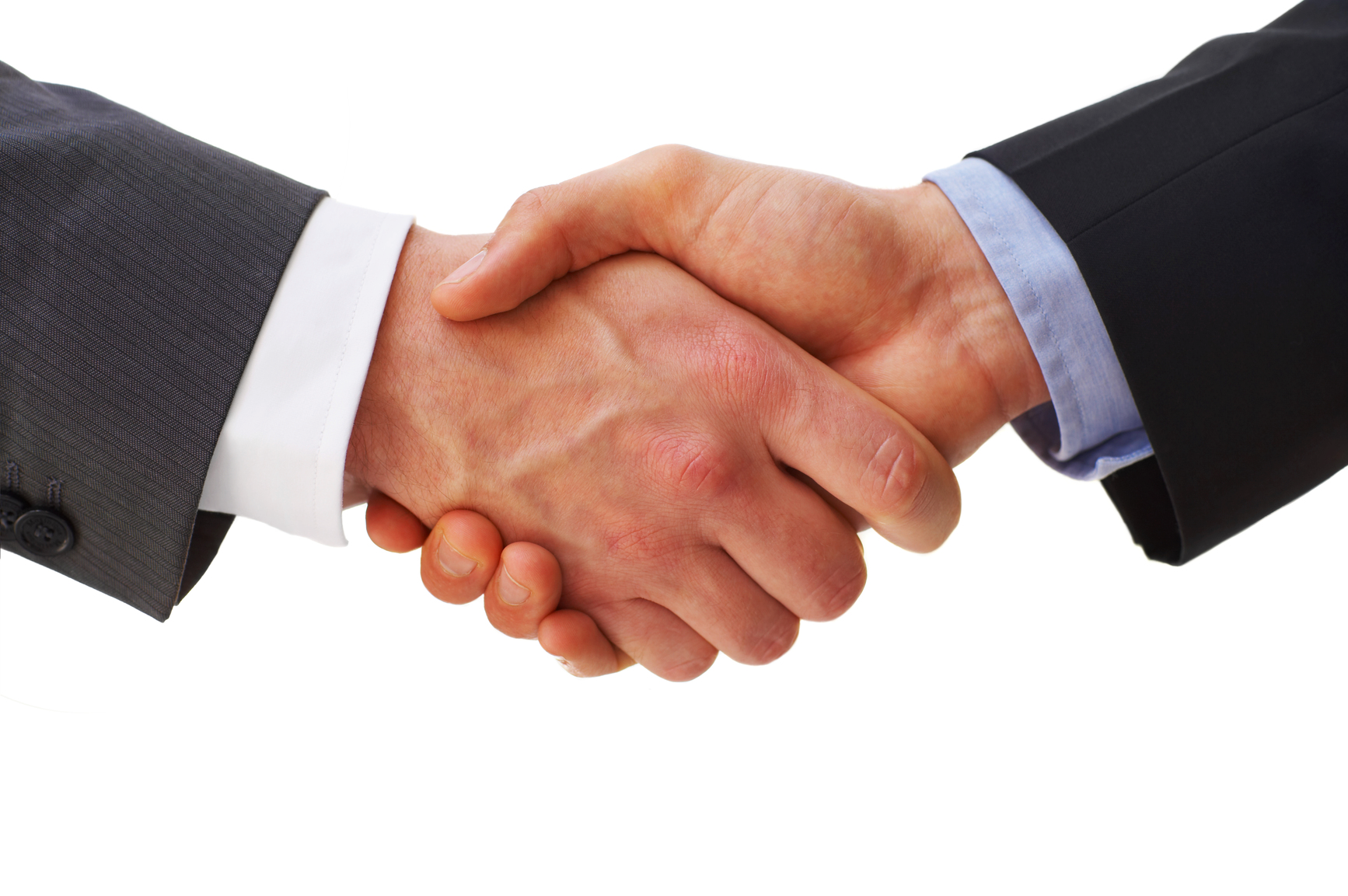 Business Handshake PNG