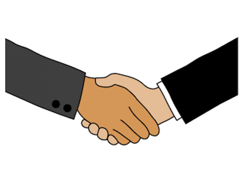 Shaking Hands (Or, THE Hand Shake) - People Shaking Hands PNG HD