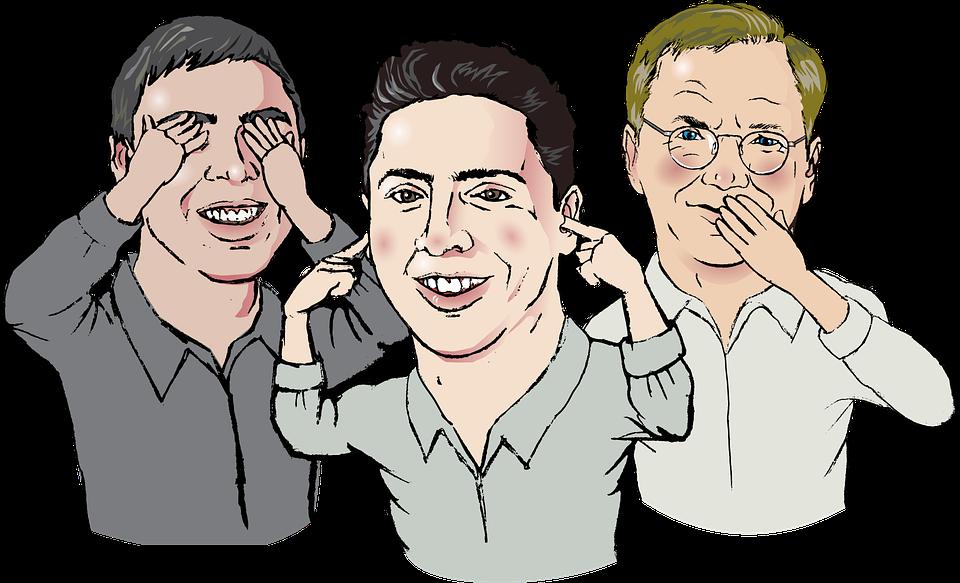 People Using Sign Language PNG - 80277