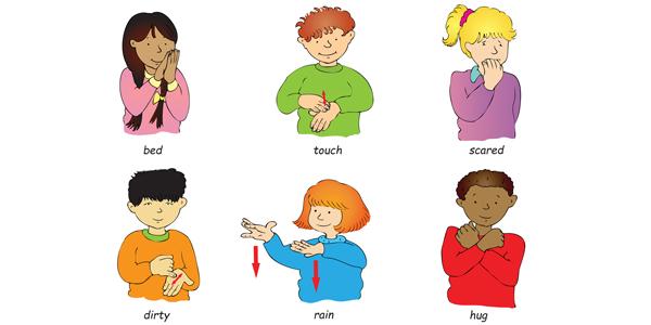 People Using Sign Language PNG - 80280