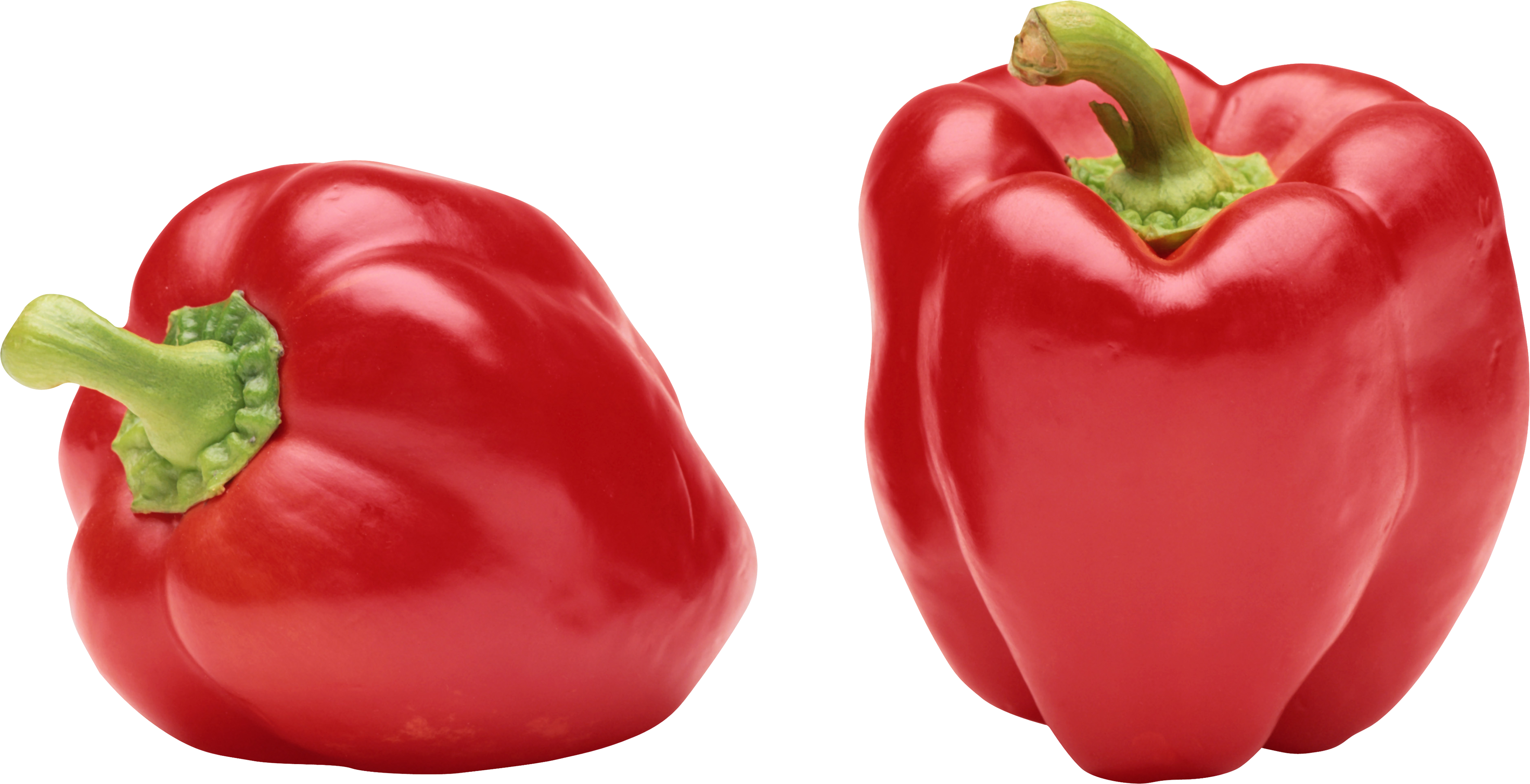 Red pepper PNG image