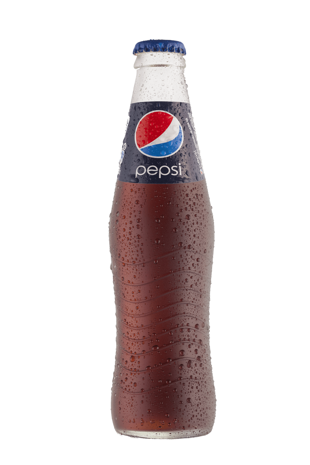 Glass Bottle Pepsi