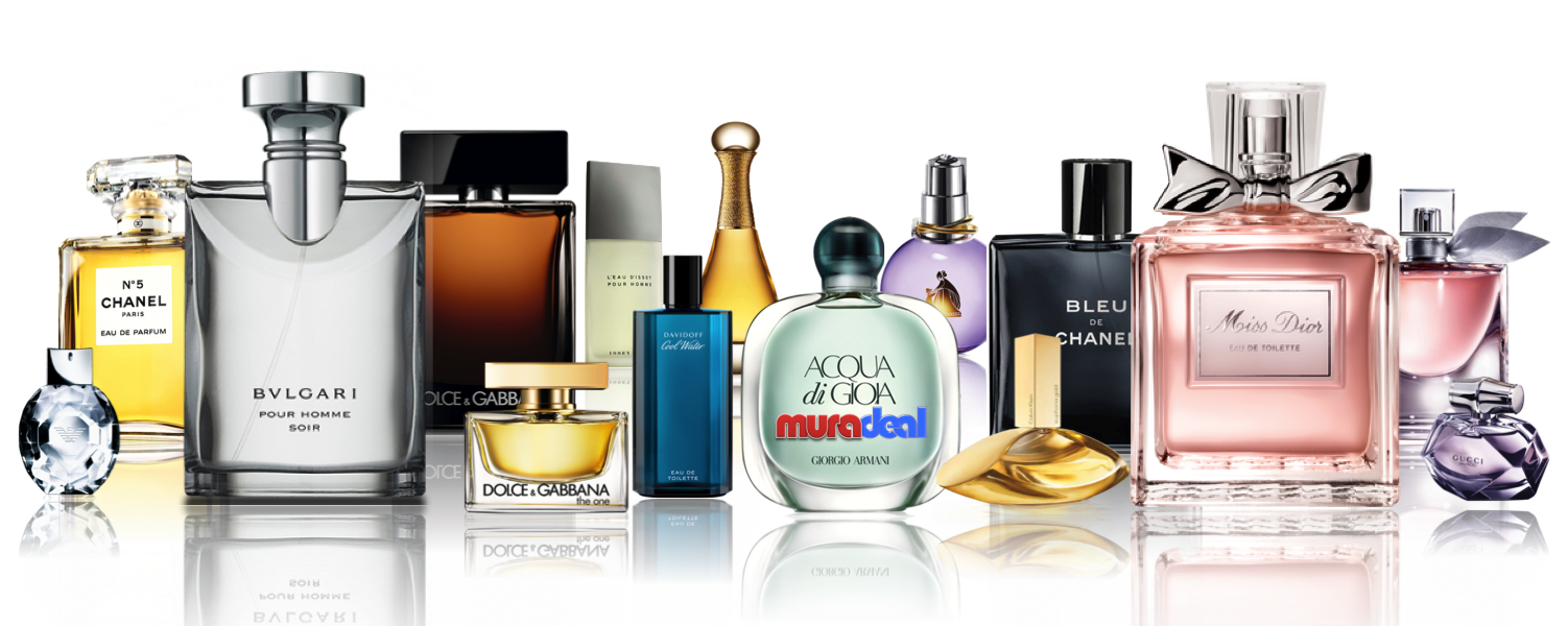 FRAGRANCES - Perfume PNG