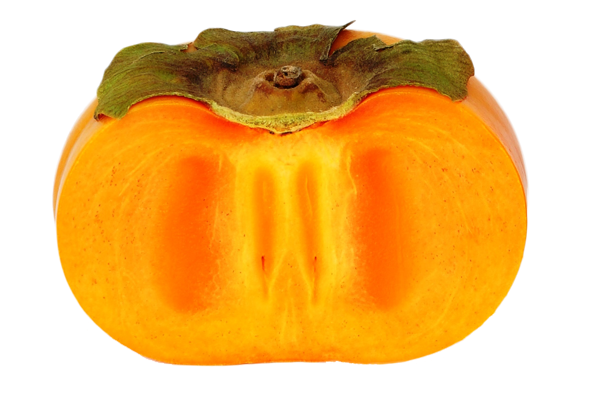 Delicious Persimmons. - Persimmon PNG