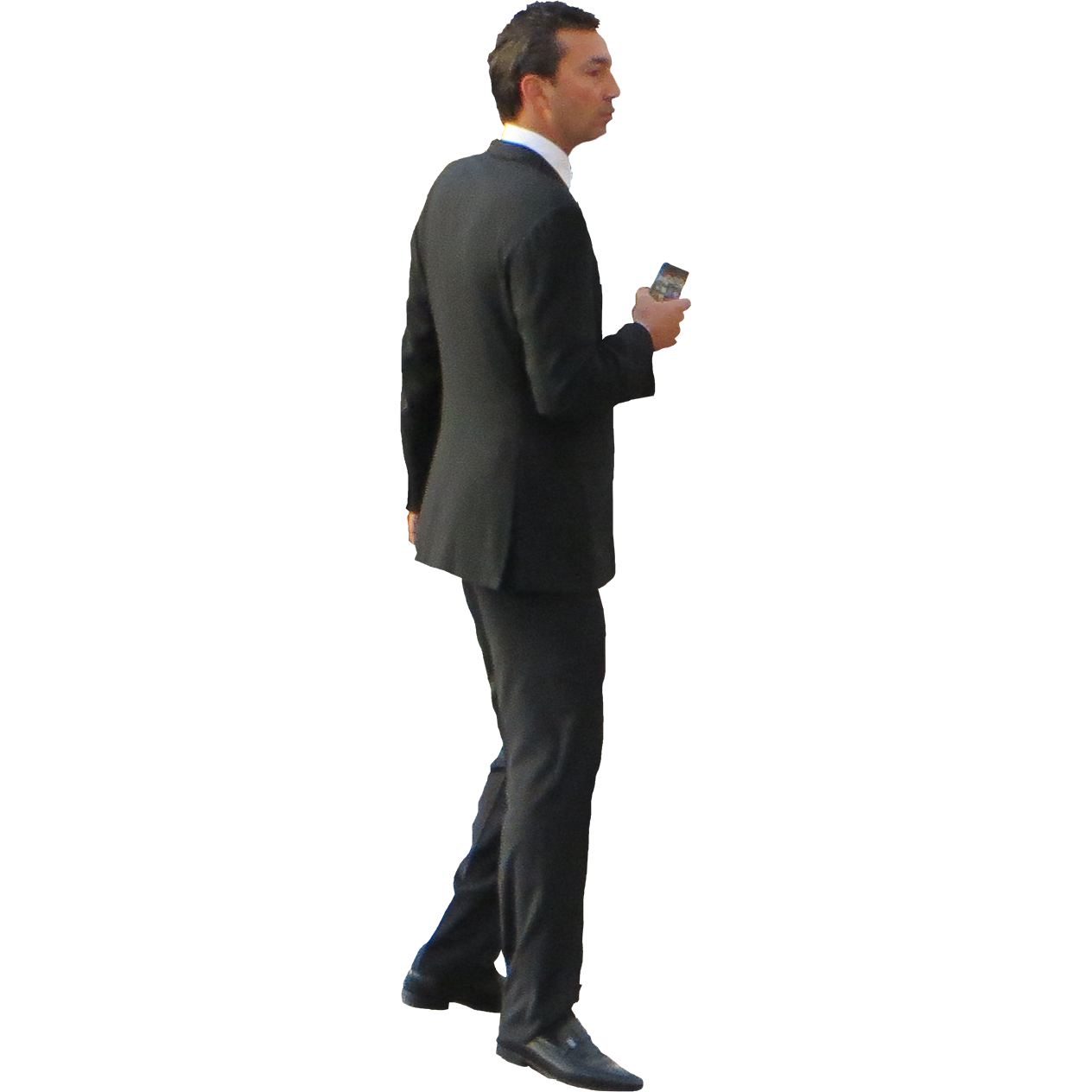 Person In A Suit PNG - 166833