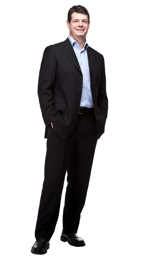 Expert Spotlight - PNG People Working Office - Person In A Suit PNG