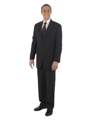 File:DrFagin Suit.png - Person In A Suit PNG