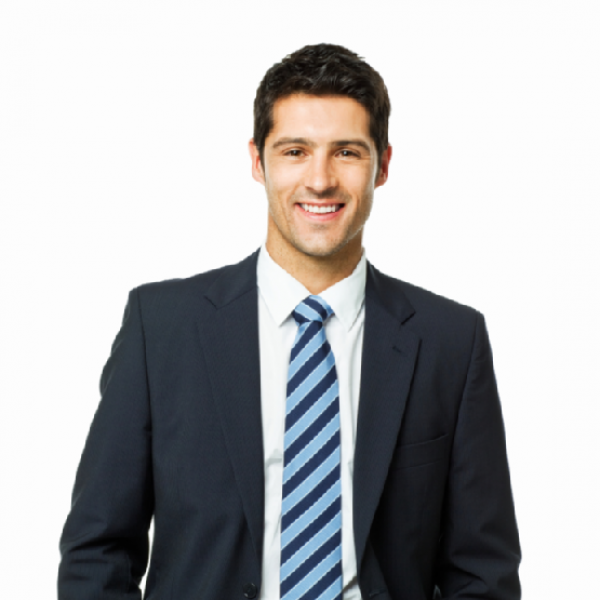 Person In A Suit PNG - 166842