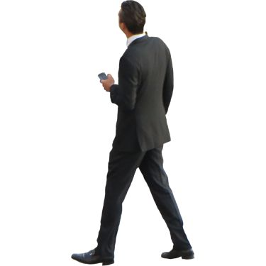 Man in Suit - Person In A Suit PNG