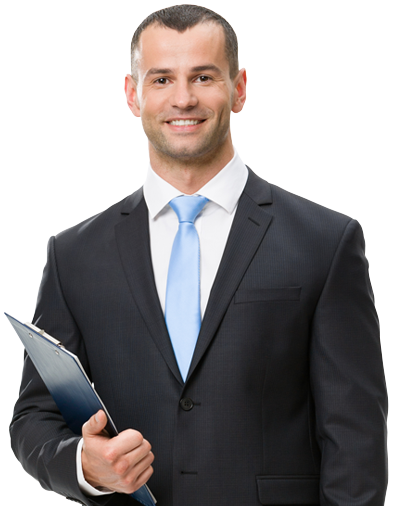 Tailored To Suit Your Business - Person In A Suit PNG