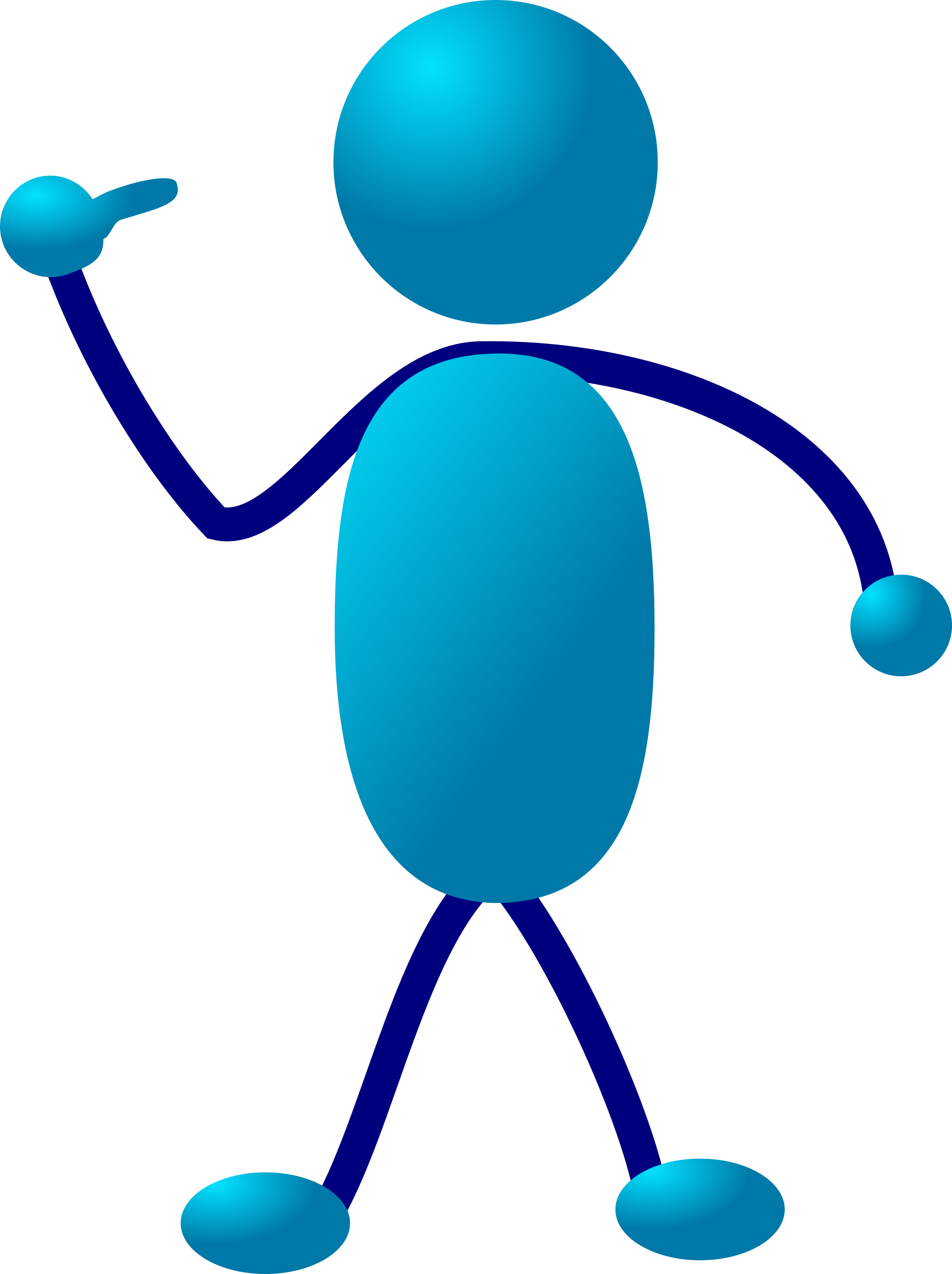 Person Pointing At Himself PNG - 47357