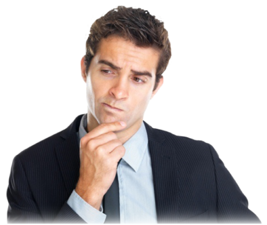 Blog - Digital Sales Skills; Blog Digital Sales Skills. Thinking Person  Picture - PNG - Person Thinking PNG HD