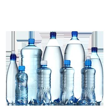 Plastic Bottles PNG - 3343