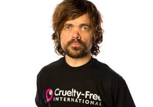 Peter Dinklage joins Cruelty Free International to welcome the Humane  Cosmetics Act in the USA - Peter Dinklage PNG