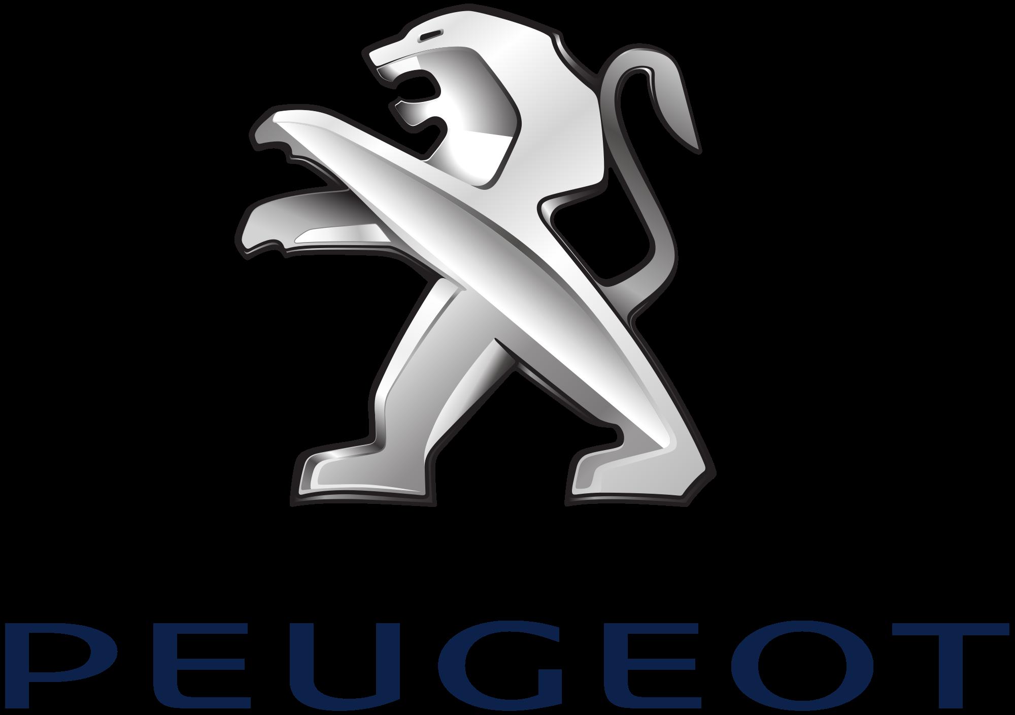 Peugeot logo.svg.png - Peugeot Logo PNG