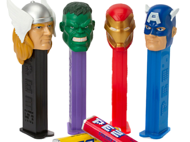 Pez Candy PNG-PlusPNG.com-640 - Pez Candy PNG