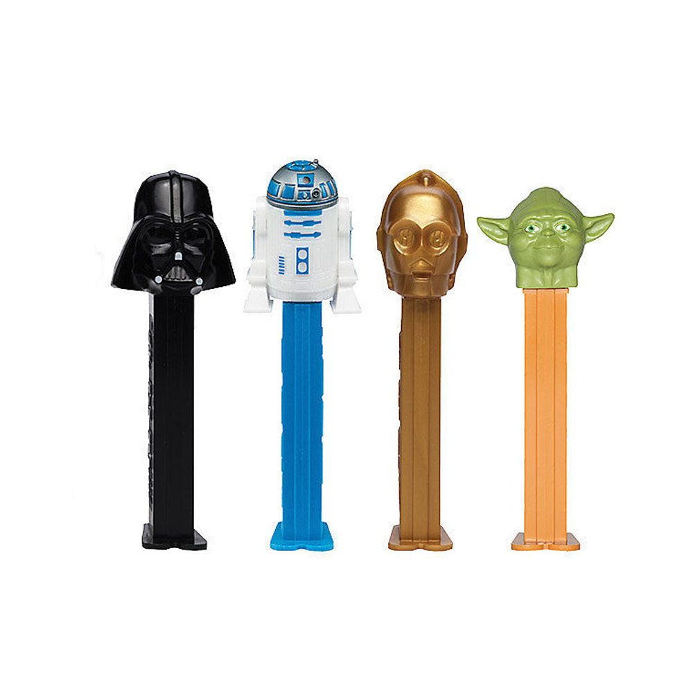 . PlusPng.com pez dispensers star wars - Pez Candy PNG