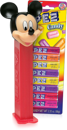 Welcome to the PEZ Candy, Inc. Sales Website! - Pez Candy PNG