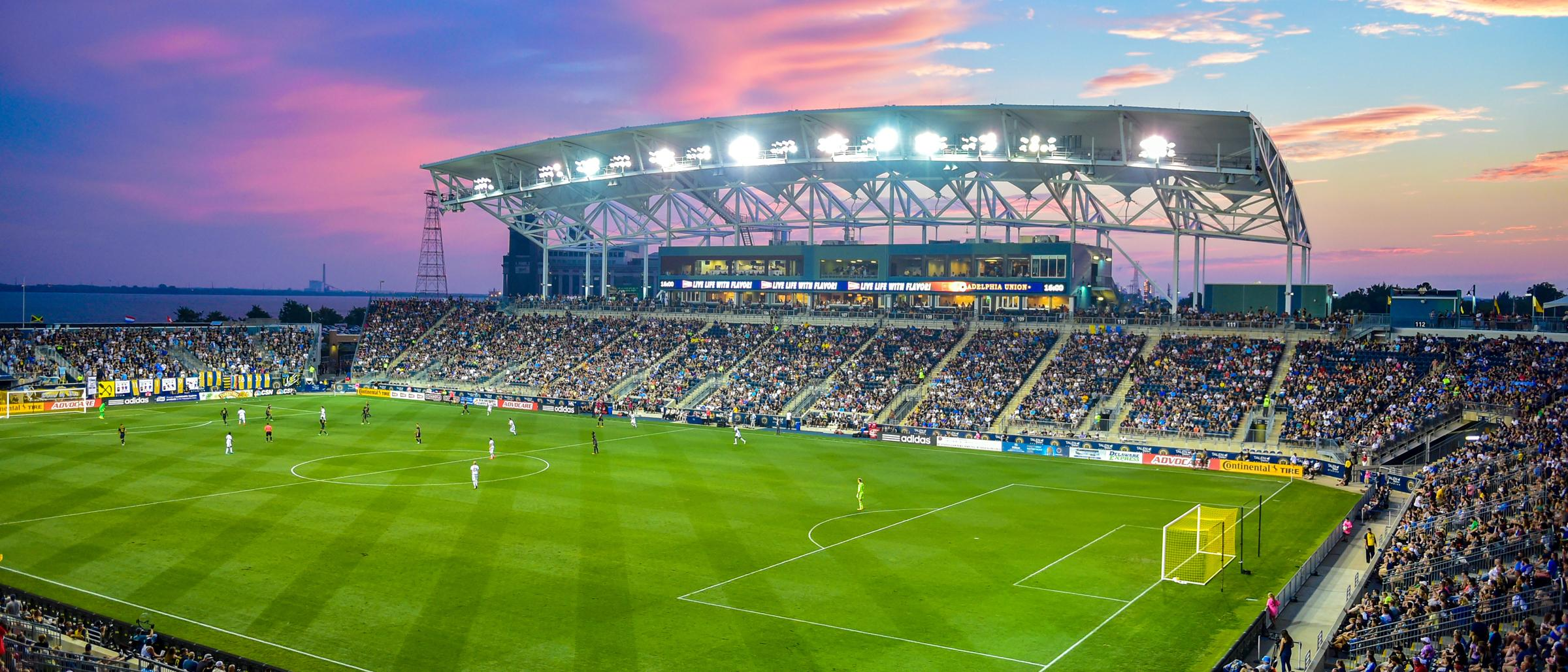 Stadium - Philadelphia Union Vector PNG