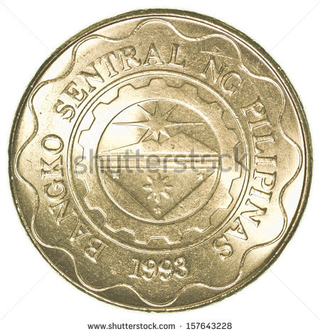 Philippine Peso Coins PNG - 72542