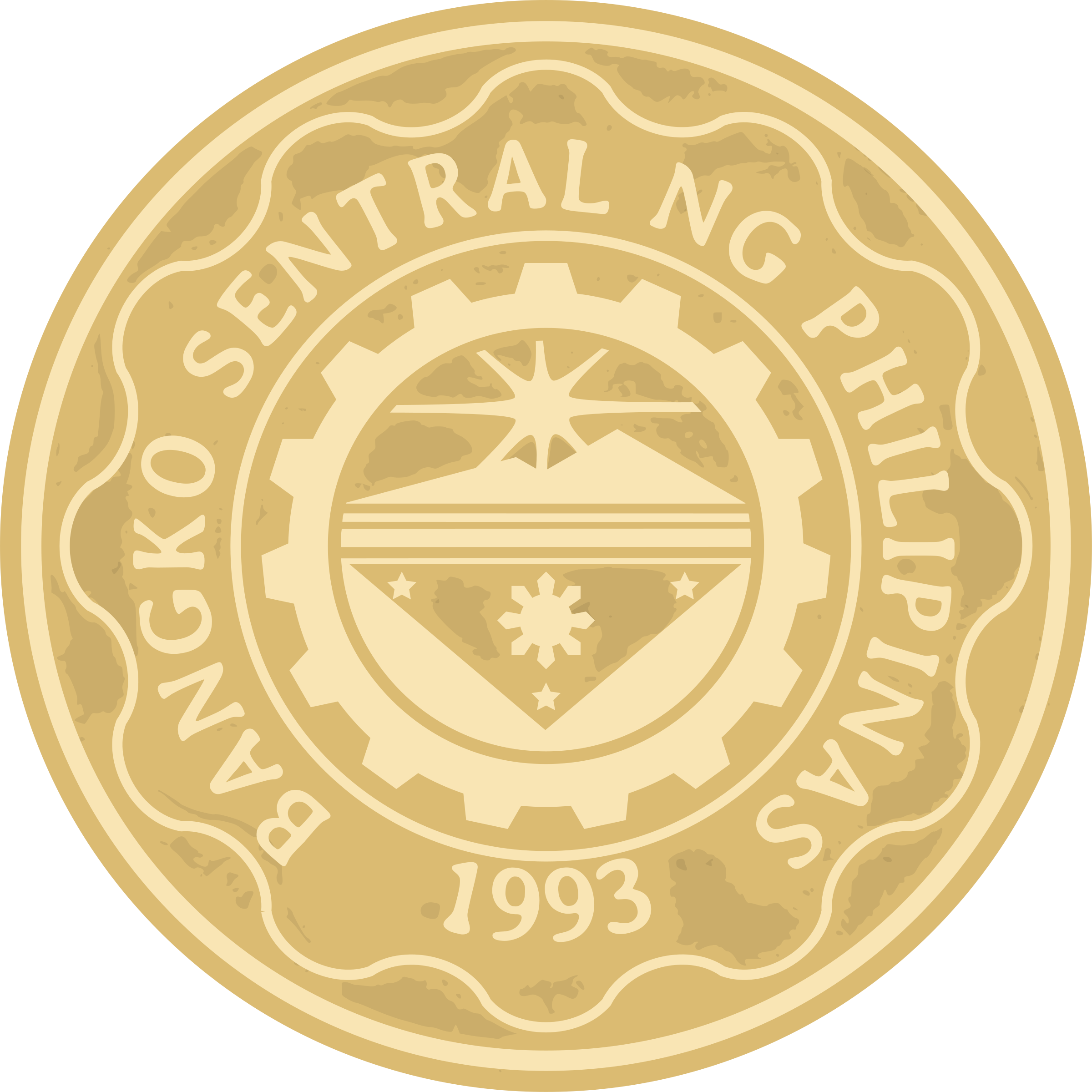 Philippine Peso Coins PNG - 72541