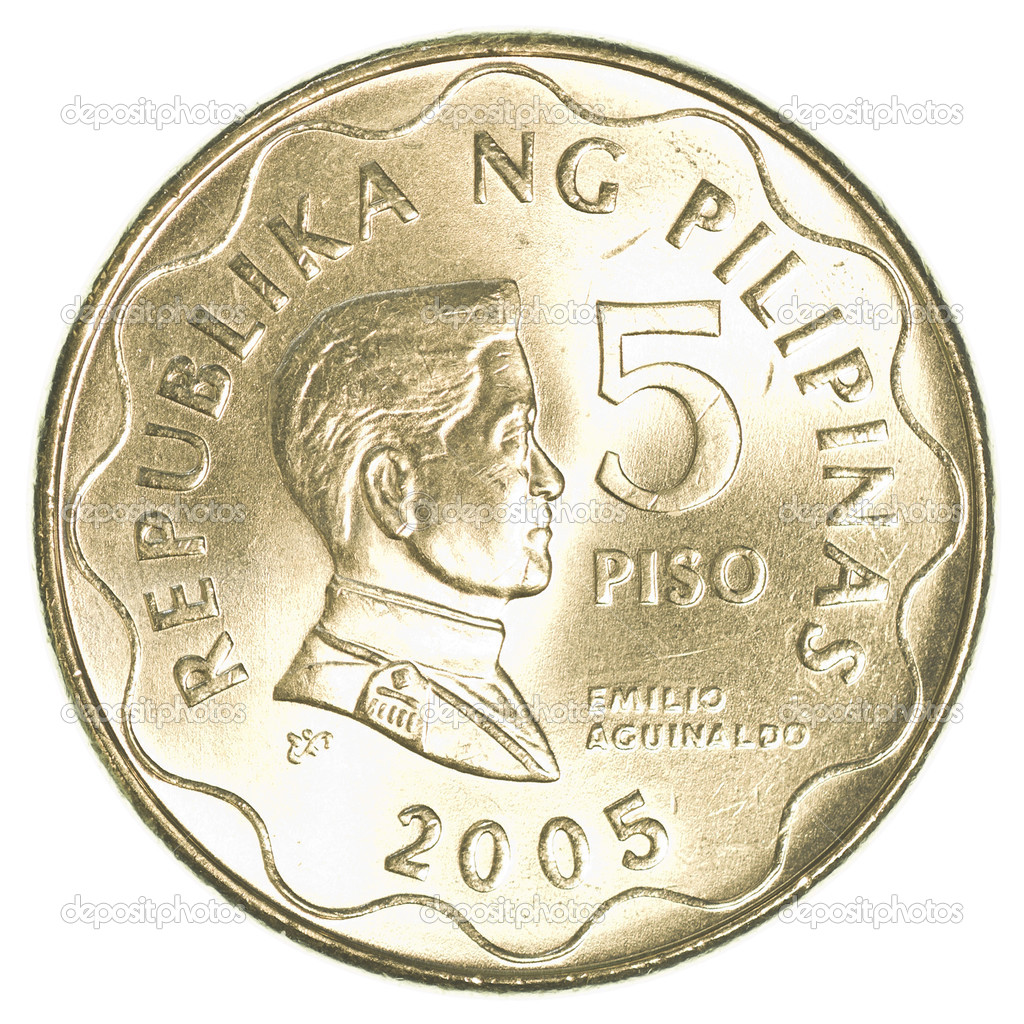 Philippine Peso Coins PNG - 72531