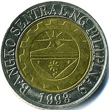 Philippine Peso Coins PNG - 72546