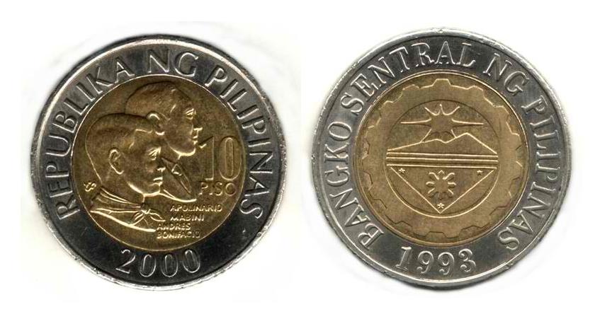 Philippine Peso Coins PNG Transparent Philippine Peso ...