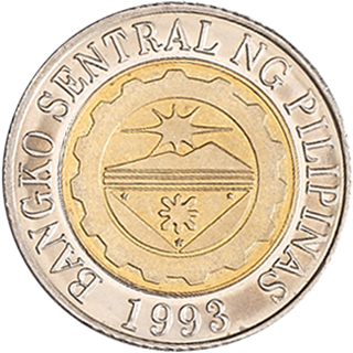 Philippine Peso Coins PNG - 72534