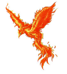 Phoenix PNG - 6942