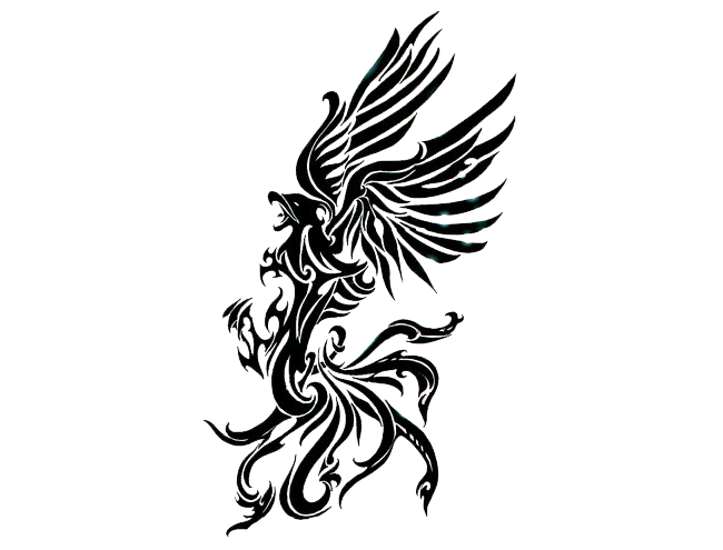 Phoenix Tattoos Png Transparent Phoenix Tattoos Png Images