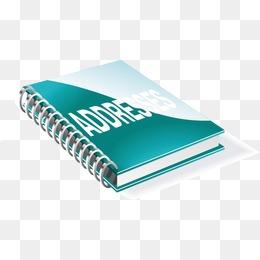 address book - Phone Book PNG HD