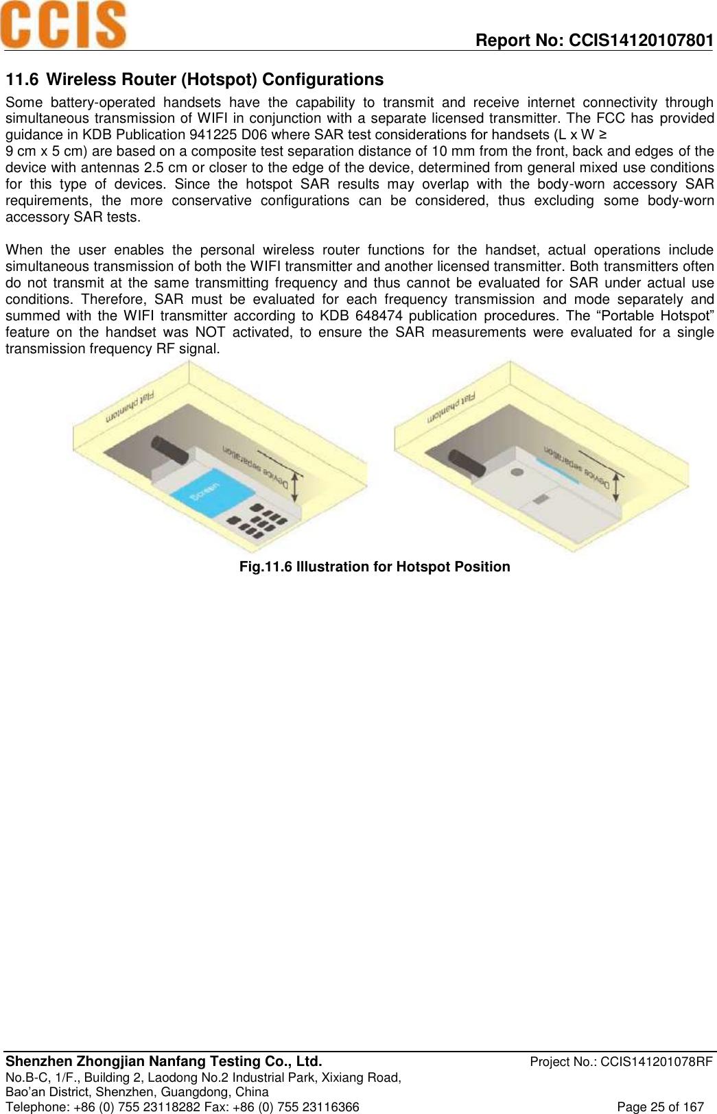 Page 25 of CAPHG28-01 Smart phone-BOOK II series RF Exposure Info HD - Phone Book PNG HD