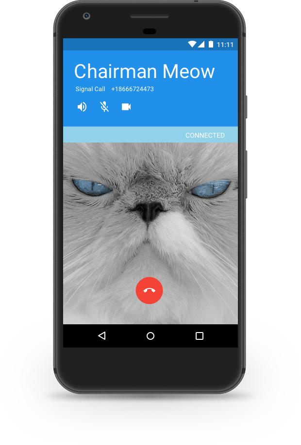 Android_call_screen.png - Phone Call PNG HD