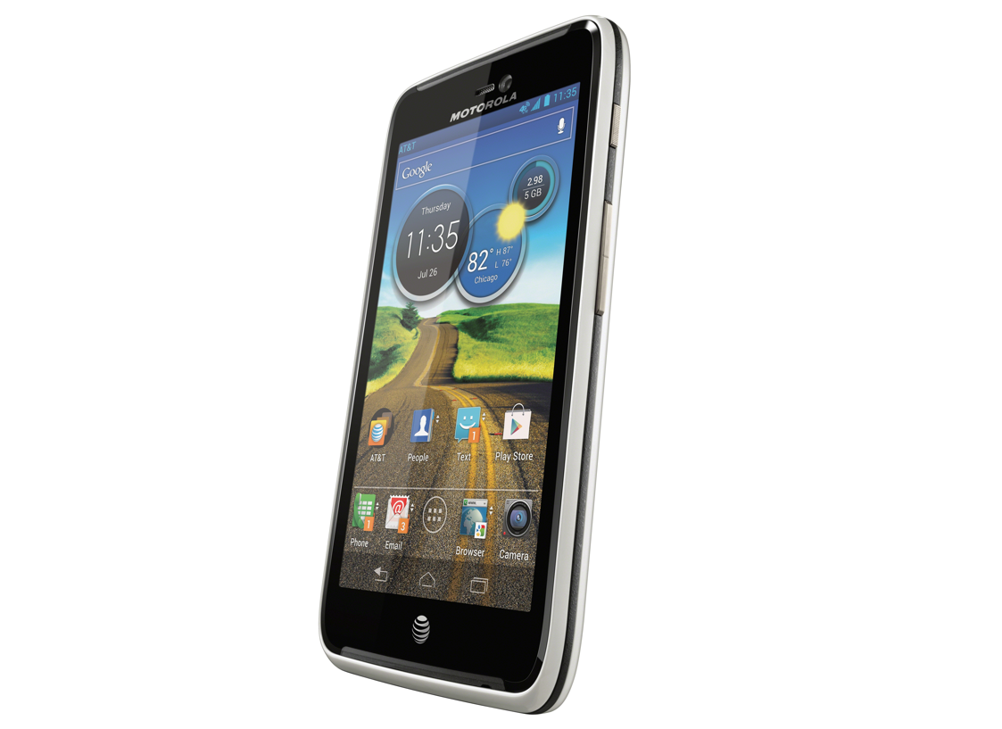 Motorola Atrix HD Packs High-End Specs Into a $100 Phone - Phone HD PNG