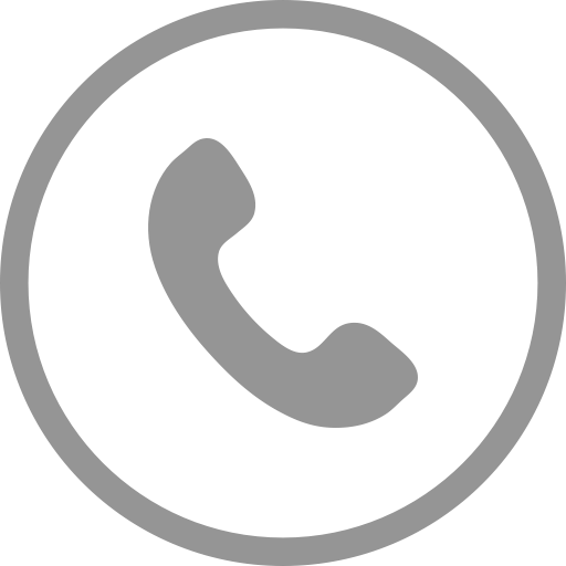 call, circle, communication, mobile, phone, telephone icon - Phone PNG