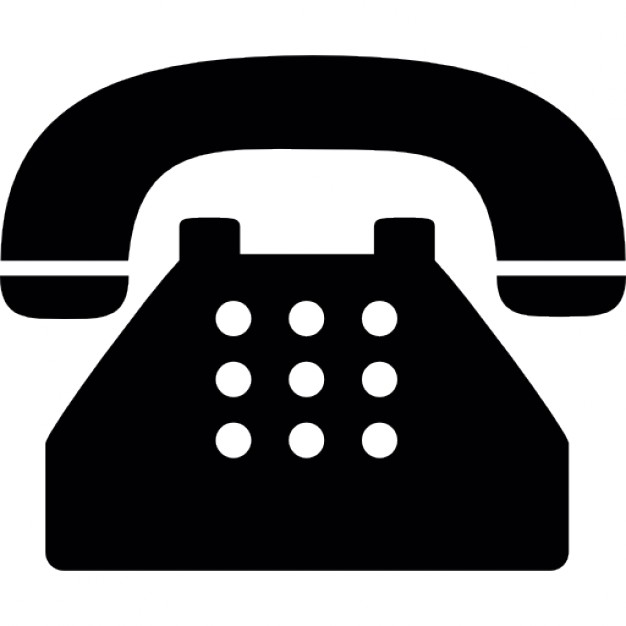 Old Typical Phone - Phone PNG