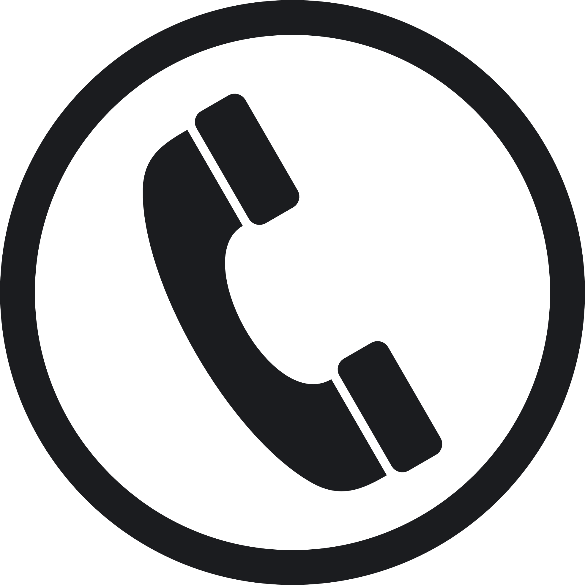 red phone png image