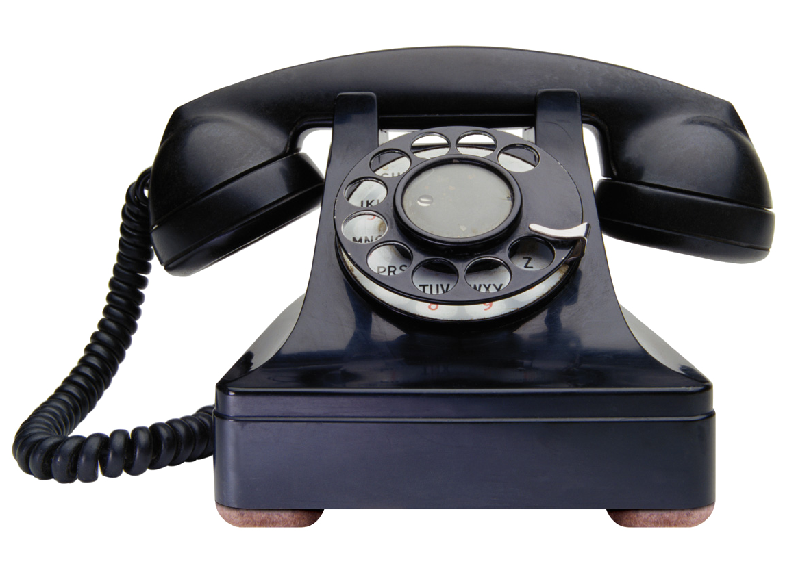 Telephone PNG - 6369