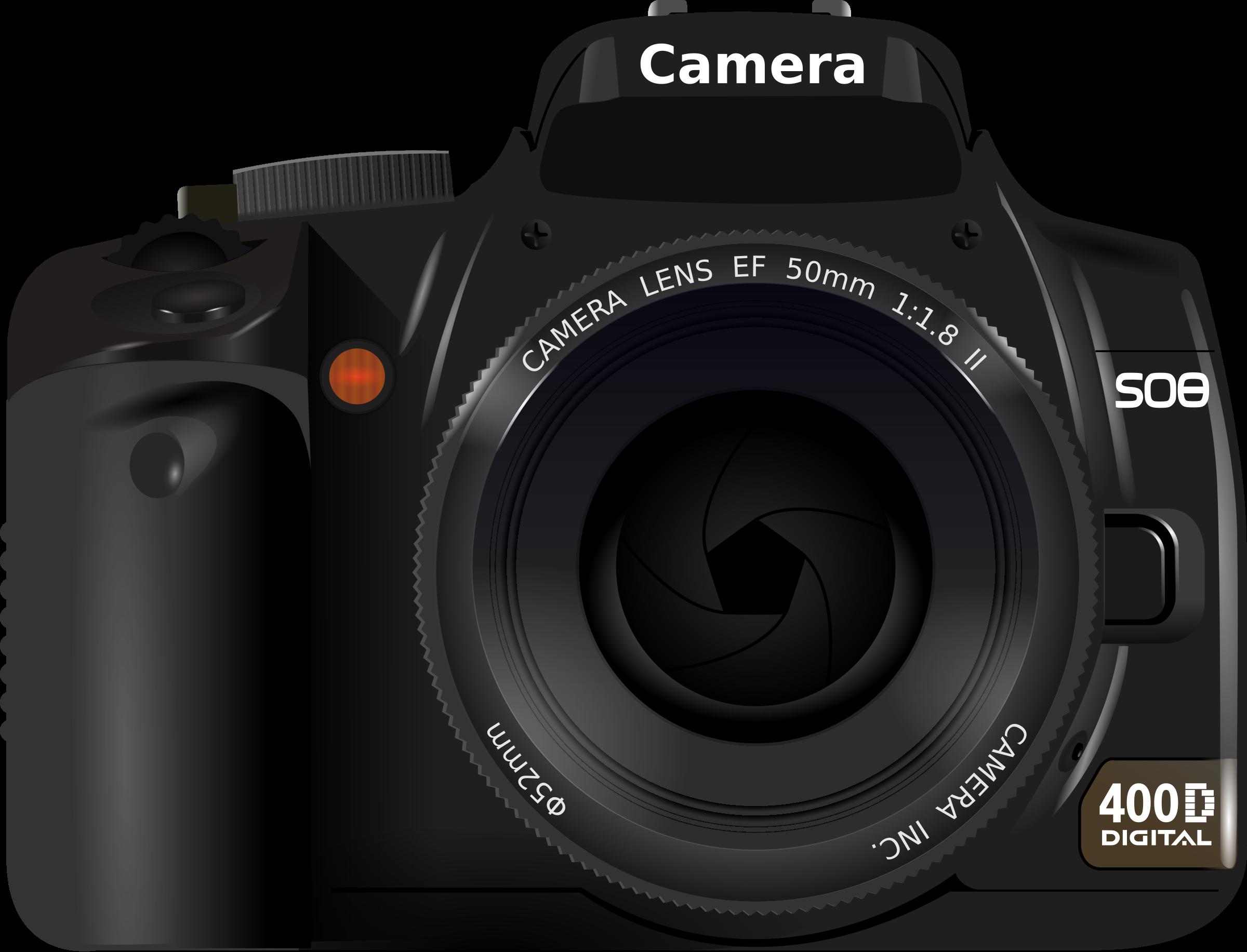 Photo Camera PNG - 14130