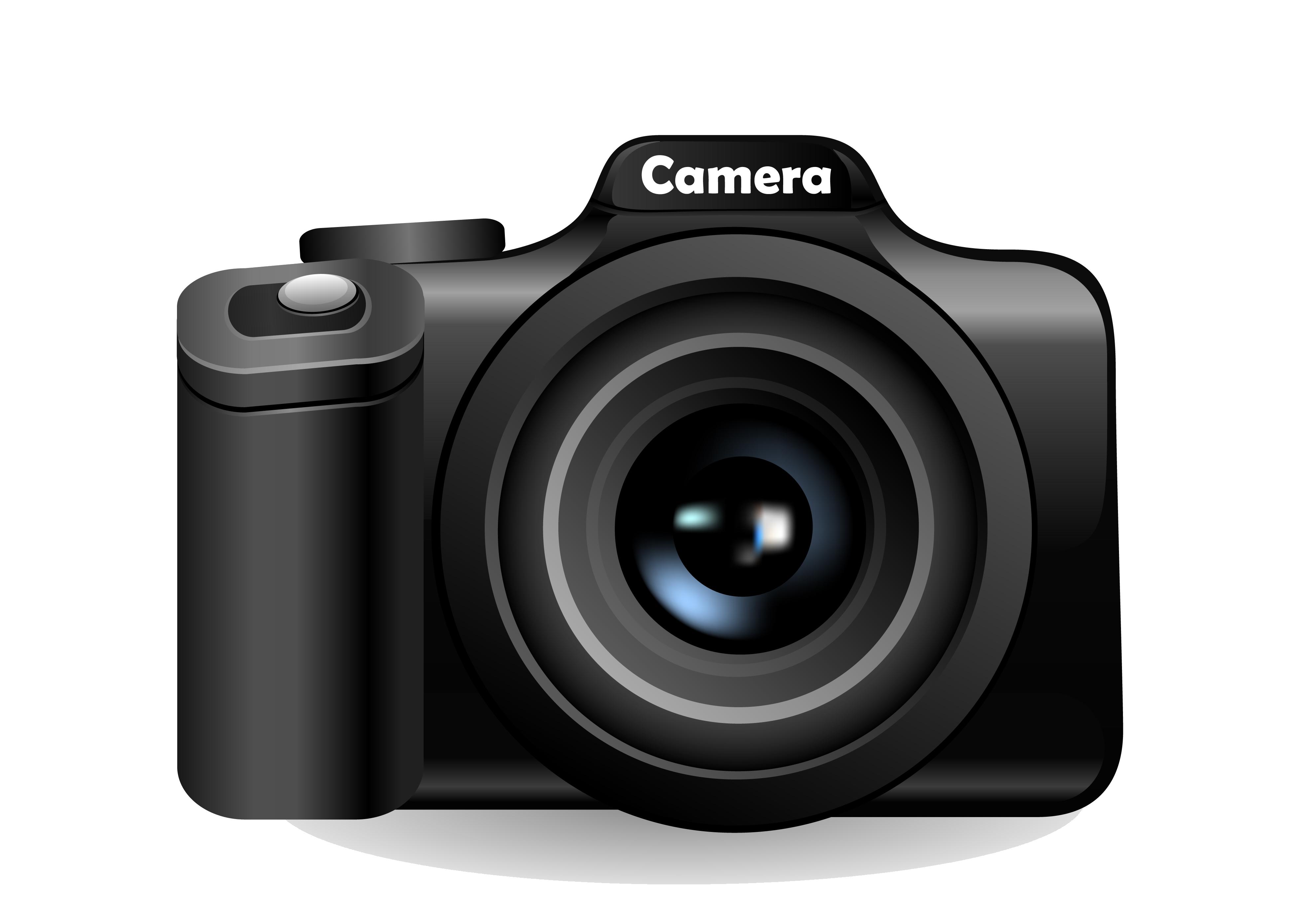 Photo Camera PNG - 14135