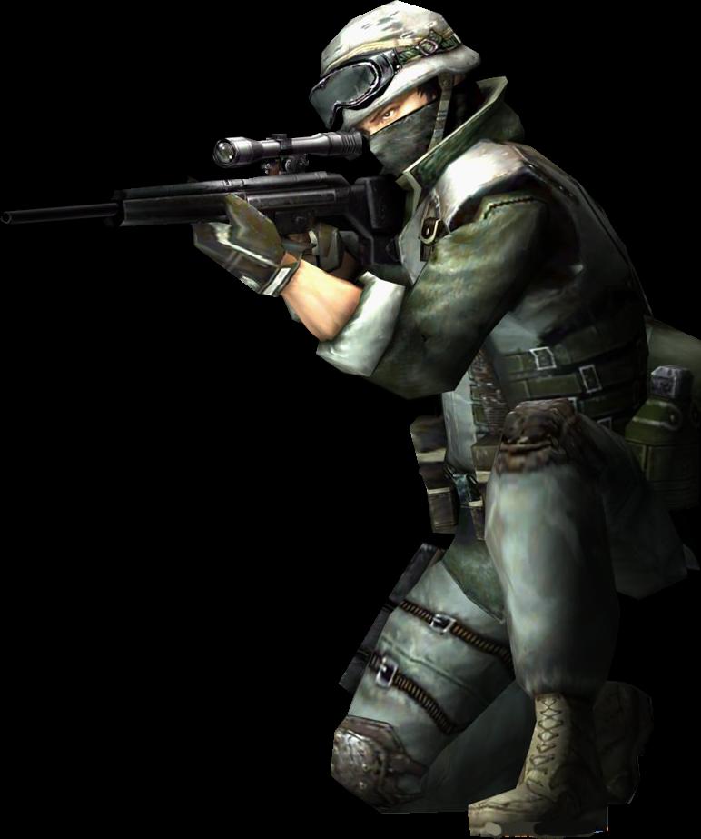 Photorenders: c. - Counter Strike PNG