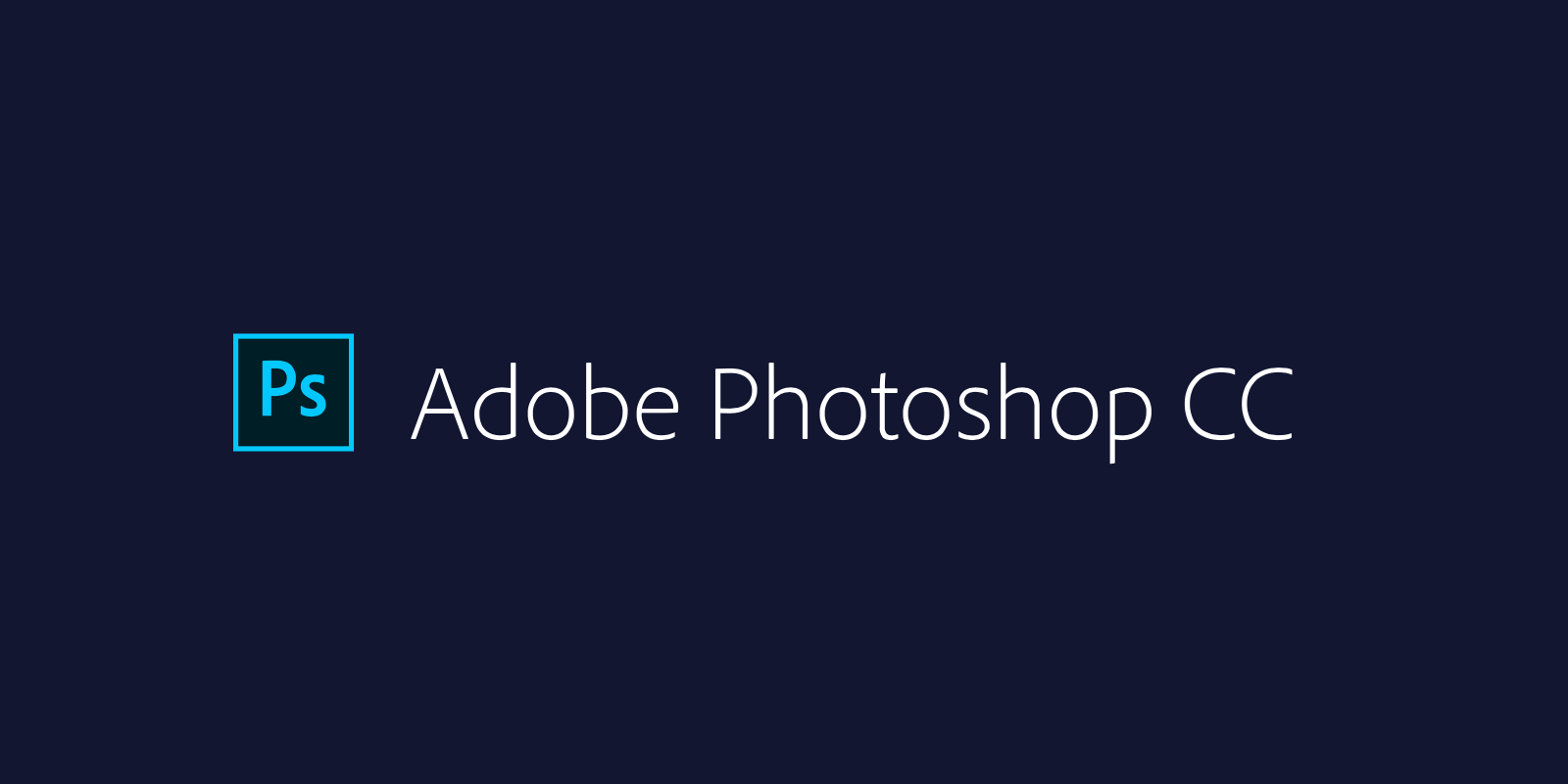 Adobe Photoshop Logo - Photoshop Logo PNG