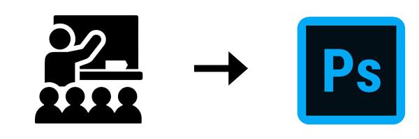 Photoshop Logo PNG - 9701