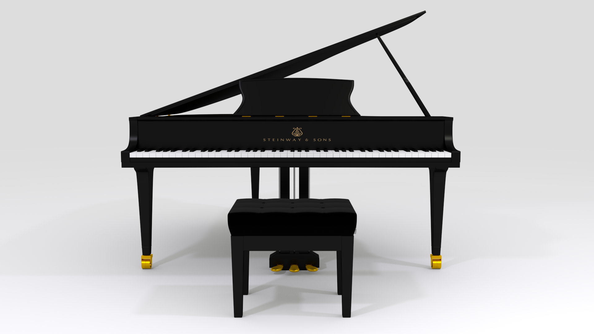 Piano PNG HD Images-PlusPNG pluspng.com-1920 - Piano PNG HD Images - Piano HD PNG